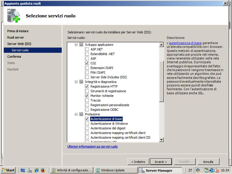 Install PHP 5 3 on IIS 7 Windows 2008 SP2 - Informatica